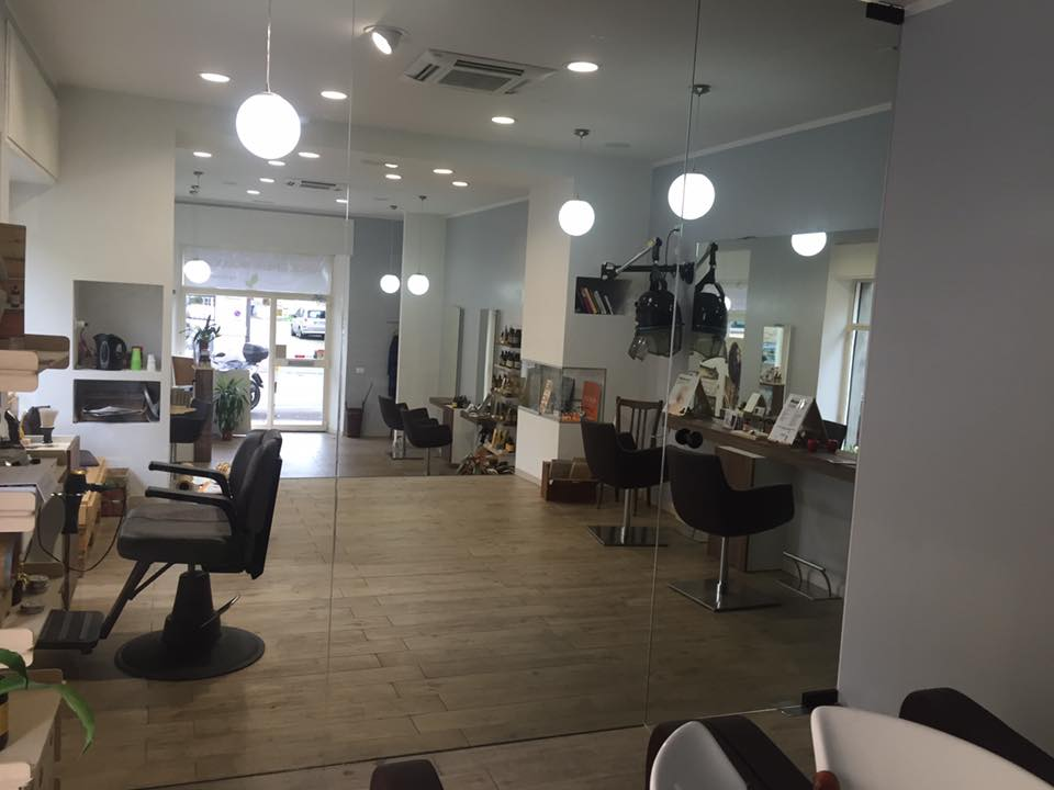 Peg design negozio di parrucchieri bio a firenze